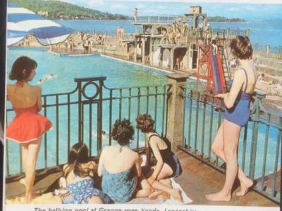 Grange Lido 1960s