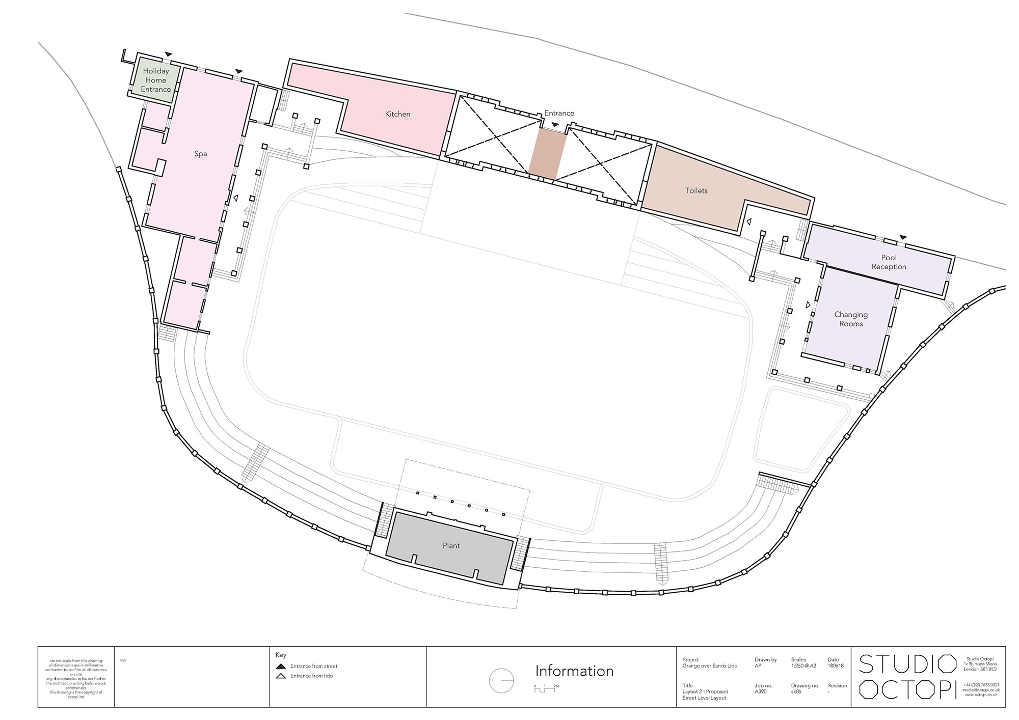 Grange Lido Plans