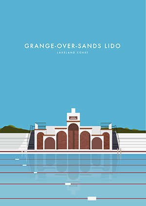 Beautiful Lido Prints available