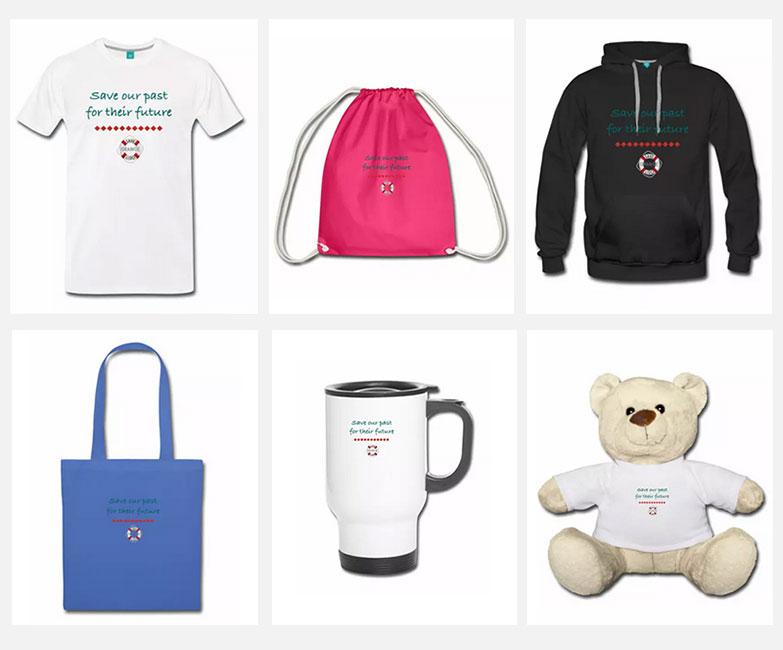 Shop for Lido Merchandise