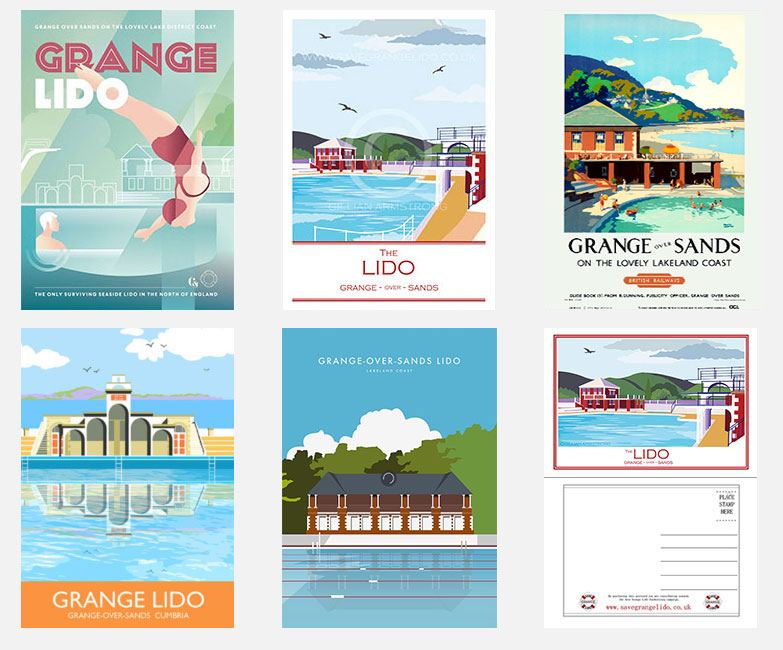Shop for Lido posters