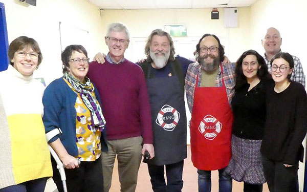Support from the Hairy Bikers